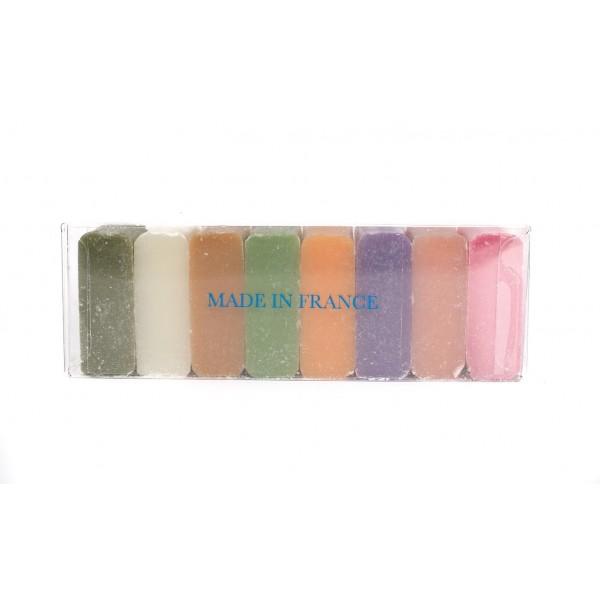 Farandole de mini savon, selection n°2 en étui