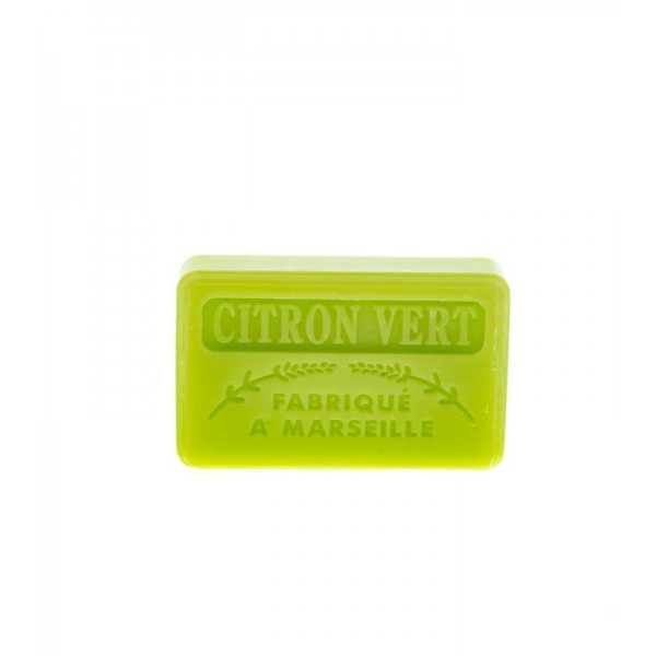 La petite Savonnette Marseillaise Citron vert 60 g