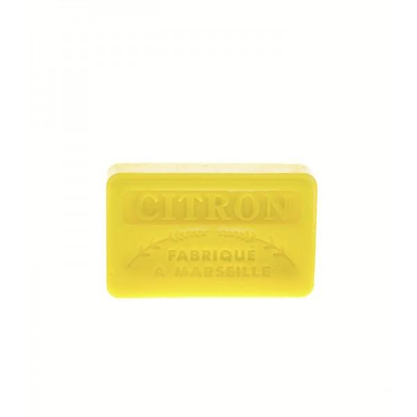 La petite Savonnette Marseillaise Citron 60 g
