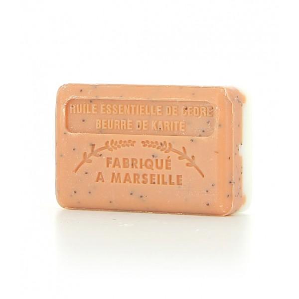 """""""Tandem"""" Exfoliant Cèdre/ Beurre de Karité 125 g"""