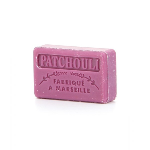 La petite Savonnette Marseillaise Patchouli 60 g