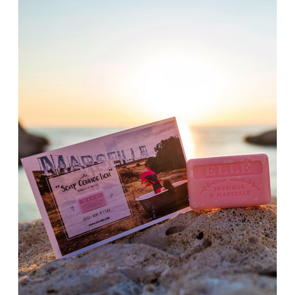 Savonnette Marseillaise Elle 125 g