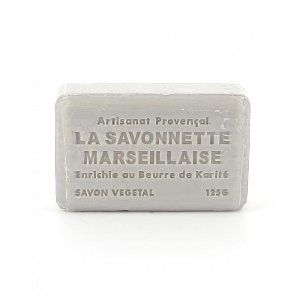 Joyeuses Fêtes Argent Savonnette Marseillaise 125 g