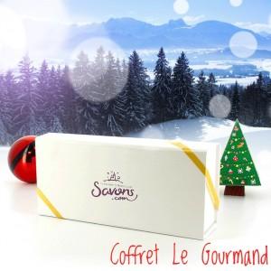 Coffret de Noël Le gourmand