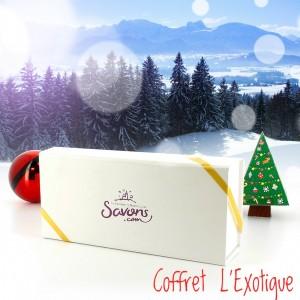 Coffret De Noël L'exotique