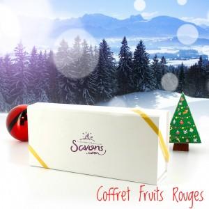 Coffret de Noël Fruits Rouges